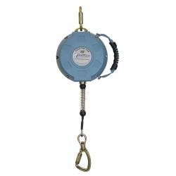 Falltech - G727630 - 30 ft. Self-Retracting Lifeline, Blue