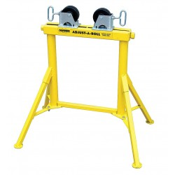 "Sumner - 780367 - Roller Head Pipe Stand, 1/2 to 36"" Pipe Capacity, 31"" Overall Height, 1200 lb. Load Capacity"