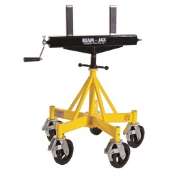"Sumner - 781486 - Beam Stand, 36"" Pipe Capacity, 37.3"" Overall Height, 2500 lb. Load Capacity"