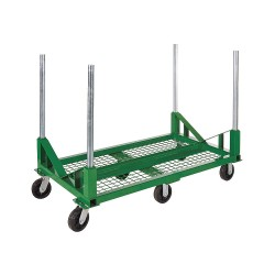 Other - 783230 - Pipe Cart, 2000 Lb, 58.5x33x19.5