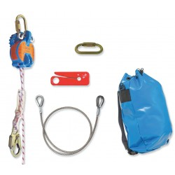 Fallstop - KT7300/TK - Rescue System, 300 ft., 310 lb., Kernmantle