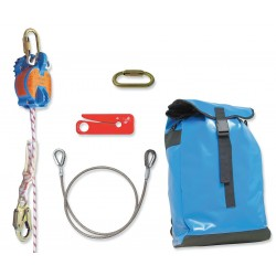Fallstop - KT7400/TK - Rescue System, 400 ft., 310 lb., Kernmantle