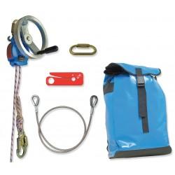 Fallstop - KT7400/AK - Rescue System, 400 ft., 310 lb., Kernmntle