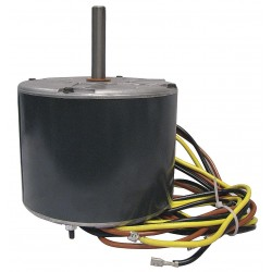 Genteq - 5KCP39BGU996AS - 1/10 HP OEM Replacement Motor, Permanent Split Capacitor, 1100 Nameplate RPM, 208-230 Voltage