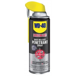 WD-40 - 300004 - Petroleum-Based Penetrant, -50F to 400F, 17.6 oz. Aerosol Can