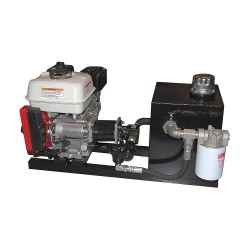 Chief - GFGX16F3.2NVS05O-23 - 24 x 36 x 20 5 gal. Hydraulic Power Unit