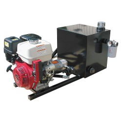 Chief - GFGX39F08NVS20O-21 - 24 x 40 x 24 20 gal. Hydraulic Power Unit