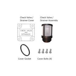 Fill-Rite - KIT300SG - Fill-Rite KIT300SG Replacement Check Valve, Strainer, Cover Assembly Kit