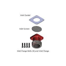 Fill-Rite - KIT320BG - Fill-Rite KIT320BG Replacement Inlet Screen, Gasket, and Bolt Bung Kit