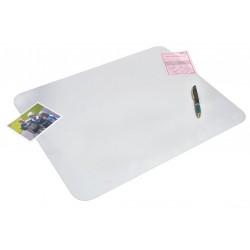 Artistic - AOP6060MS - Desk Pad, Clear, PVC, 20 in. x 36 in. x 1mm