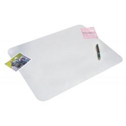 Artistic - AOP60640MS - Desk Pad, Clear, PVC, 20 in. x 36 in. x 1mm
