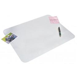 Artistic - AOP6040MS - Desk Pad, Clear, PVC, 19 in. x 24 in. x 1mm
