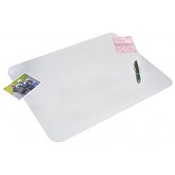 Artistic - AOP6070MS - Desk Pad, Clear, PVC, 17 in. x 22 in. x 1mm