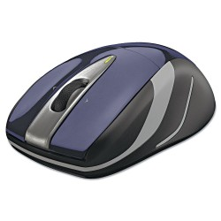 Logitech - LOG910002698 - Wireless Mouse, Optical, Blue, USB