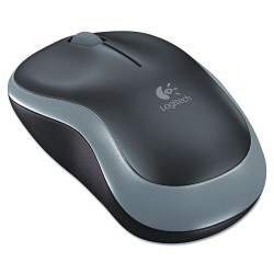 Logitech - LOG910002225 - Wireless Mouse, Optical, Black, Nano Receiver
