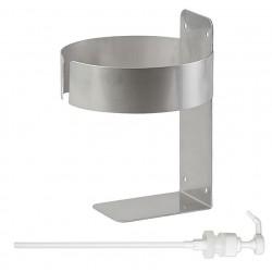 Best Sanitizers - MD10200 - Gallon Wall Bracket, 7in. H x 9in. W, ST