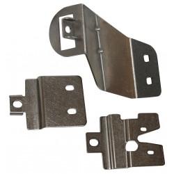 Slick Locks - GM-FVK-SLIDE - GM Van Blade Brackets