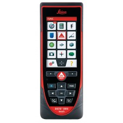 Leica Geosystems - D810 - Indoor/Outdoor Laser Distance Meter 650 ft. Max. Distance, 1/16 Accuracy