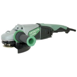 "Hitachi - G23MR - 9"" Angle Grinder 15.0 Amp With Idi Technology"