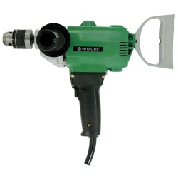 "Hitachi - D13 - 1/2"" Electric Drill-rev.-6.2amp D-handle-55"