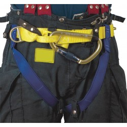 Gemtor - 541NYCR-0S - Class II Rescue Harness, 30 in. to 44 in.