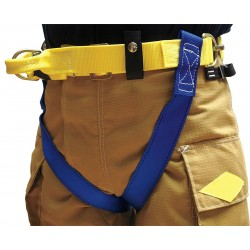 Gemtor - 541NYCL-4N - Class II Rescue Harness, 44 in. to 56 in.