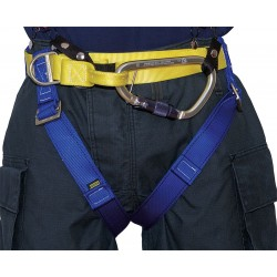 Gemtor - 546NYCL-4S - Class II Rescue Harness, 44 in. to 56 in.