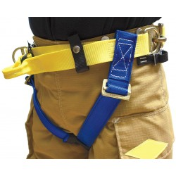 Gemtor - 546NYCL-4N - Class II Rescue Harness, 44 in. to 56 in.