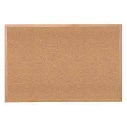 Ghent - 14181 - Ghent 1418-1 Bulletin Board - 18 Height x 24 Width - Tan Cork Surface - Self-healing, Laminated - Wood Frame - 1 Each