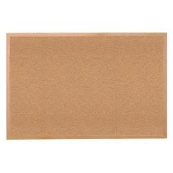 Ghent - 14341 - Ghent 1434-1 Bulletin Board - 36 Height x 48 Width - Tan Cork Surface - Self-healing, Laminated - Wood Frame - 1 Each
