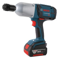 Bosch - HTH182-01 - 7/16 Cordless Impact Driver Kit, 18.0 Voltage, 500 ft.-lb. Max. Torque, Battery Included