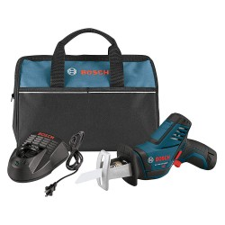 Bosch - PS60-102 - Cordless Reciprocating Saw, 12.0 Voltage, Battery Included