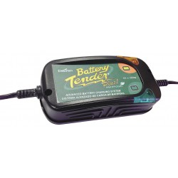 Battery Tender - 022-0185G-DL-WH - Battery Charger, 12VDC, 1.25A