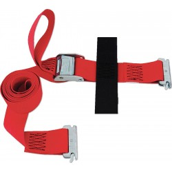 Snap-Loc - SLTE208CR - Logistic Cam Buckle Strap, 8 ft., 1000 lb.