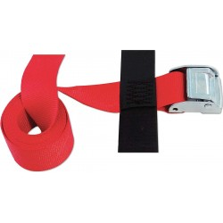 Snap-Loc - SLTC208CR - Logistic Cam Buckle Strap, 8 ft., 1000 lb.