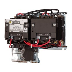 Square d 8736sco8v02es magnetic motor starter 120vac for Nema size 1 motor starter