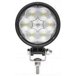 Optronics - TLL44FBPG - Work Lamp, Clear, Round
