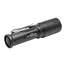 SureFire - EB1C-B-BK - Tactical LED Handheld Flashlight, Aluminum, Maximum Lumens Output: 200, Black