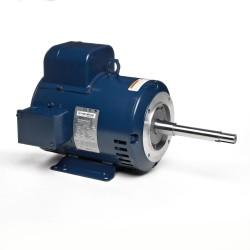 Marathon Electric / Regal Beloit - 215TBDW7045 - 7-1/2 HP Close-Coupled Pump Motor, Capacitor-Start/Run, 1730 Nameplate RPM, 230 Voltage, 215JP