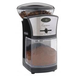 Capresso - 559.04 - Coffee Grinder, Single, 0.5 lb., Black, Plastic/Stainless Steel