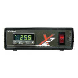 BriskHeat - X2-120KT - Temperature Controller, 1/32 DIN Size, 120VAC Input Voltage, Switch Function: Yes