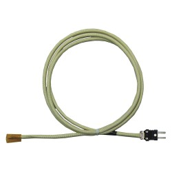 BriskHeat - TAJN10-AA - Thermocouple Sensor, Thermocouple Type: J, Temp. Limit (Deg. F): 800