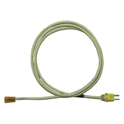 BriskHeat - TAKN10-DA - Thermocouple Sensor, Thermocouple Type: K, Temp. Limit (Deg. F): 800