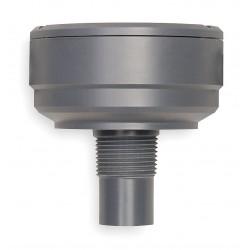 Madison - U3M-148C485 - PVC Noncontact Ultrasonic Level Sensor, 0.33 to 6 ft. Range
