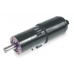Ingersoll-Rand - 4840M - 3.2 Face Mounted Air Gearmotor with 1 Shaft Dia. and 1/2 NPT Port Size