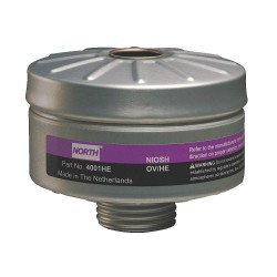 North Safety / Honeywell - 4001HE - PAPR Cartridge, Black/Magenta, PK3