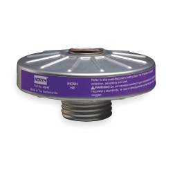 North Safety / Honeywell - 40HE - FILTER ASSEMBLY HEPA PAPR PK3 (Pack of 3)