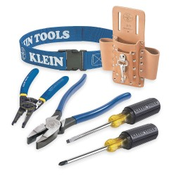 Klein Tools - 80006 - General Hand Tool Kit, No. of Pcs. 6