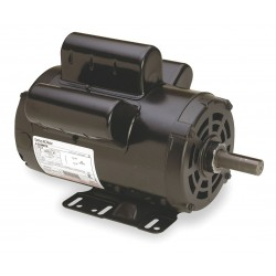 A.O. Smith - B813 - 5 HP Air Compressor Motor, Capacitor-Start/Run, 3450 Nameplate RPM, 230 Voltage, Frame 56HZ