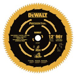 "Dewalt - DW7296PT - Dewalt Saw Blade - x 12"" Diameter - Cross Cut Style - Carbide"